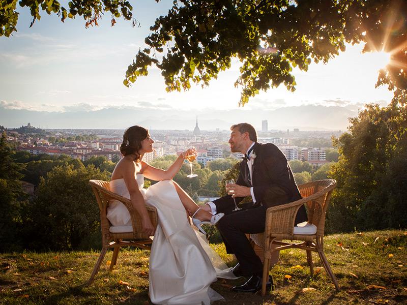 Elopement-Hochzeit in Italien