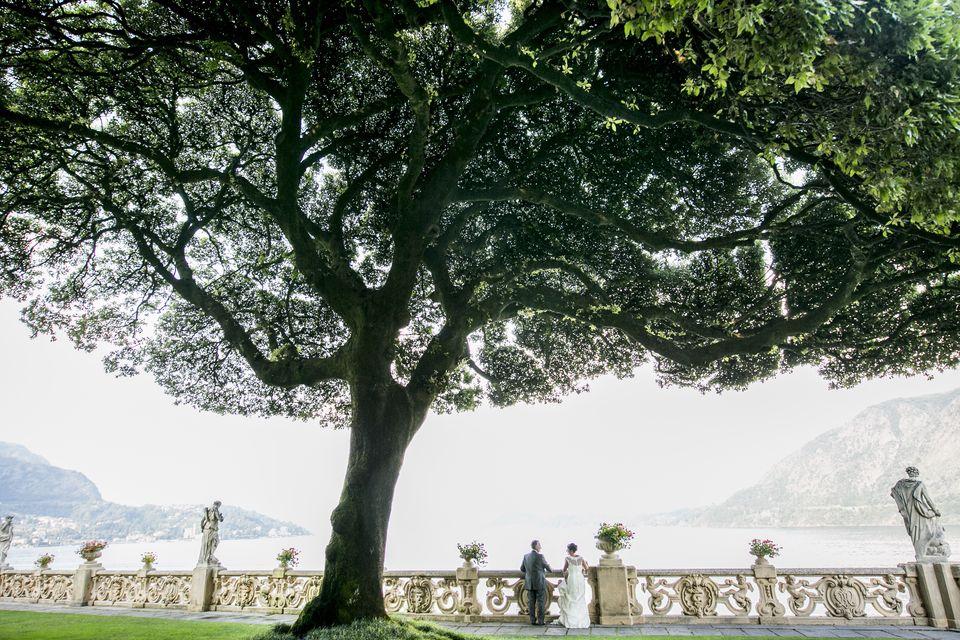 elope at Villa del Balbianello